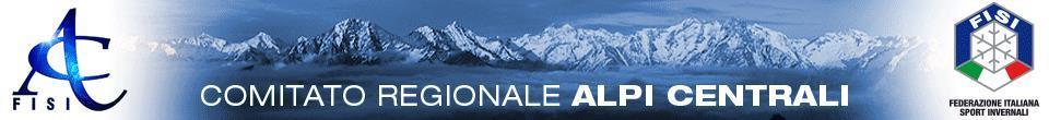 Fisi Alpi Centrali – Federazione Italiana Sport Invernali – Alpi Centrali